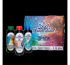 3PACK Wonderland