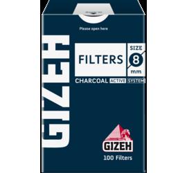 Filtro Gizeh Regular Carbon Activado