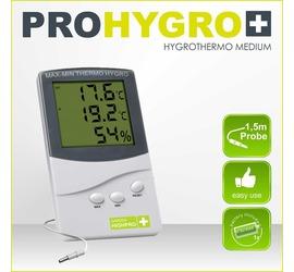 Termohigrometro Con Sonda PROHYGRO