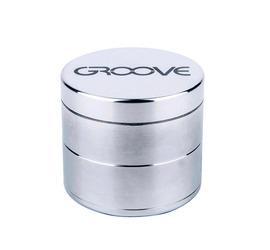Groove Grinder 50mm Silver