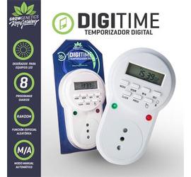 Timer Digital - Digitime