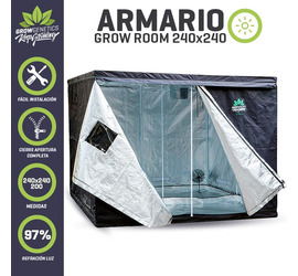Armario 240XL Grow Room