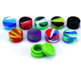 Contenedor de silicona colores JAR10