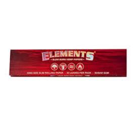 Elements Rojo Cañamo