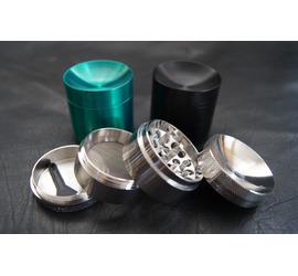 Moledor metalico Concavo 50mm