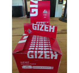 Papel Gizeh Rojo N1 Fine
