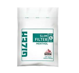 Filtro Gizeh Mentolado Slim 120unid.