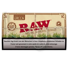 Tabaco Raw Organic Green