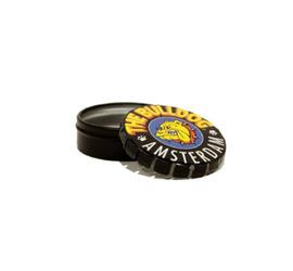 Caja metálica Bulldog redonda Click Clack