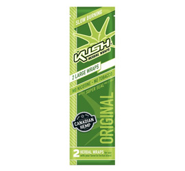 Original Kush Herbal Wraps (x2)