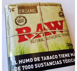 Tabaco Raw Organic 30gr.