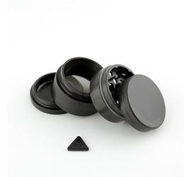 Grinder 4 piezas 40mm Aerospaced Negro