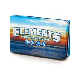 Caja Metalica Elements Rectangular