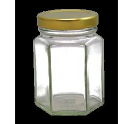 Frasco de vidrio 80ml.