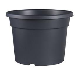 Maceta plástica 25LT Negra