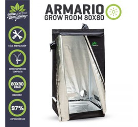 Armario 80 Grow Room Grow Genetics