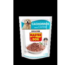 Sobre Master Dog Cachorro 85 Grs