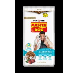 Master Dog Cachorro 1 kg Carne y Leche