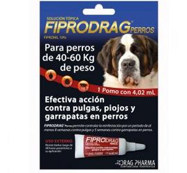 Fipro Drag Perro 4.02ml más de 40kg
