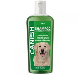 Shampoo Canish Extracto Hierbas 390ml