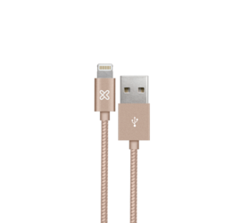 Cable Lightning® iPhone 50cm RoseGold