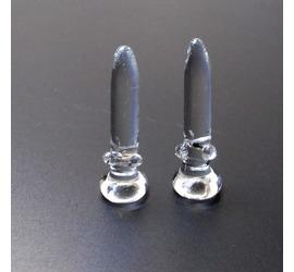 Nail de Pyrex 10mm
