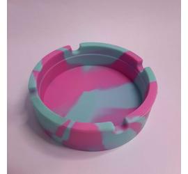 Cenicero de silicona color