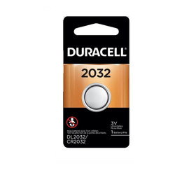 Pila Duracell CR2032 (x1)