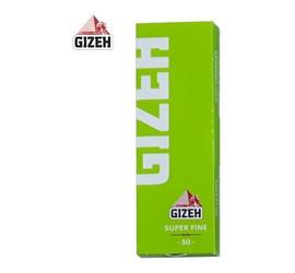 Papel Gizeh Verde Nº1 Super Fino