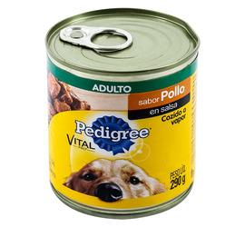 Pedigree Lata Adulto Sabor Pollo