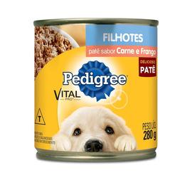 Pedigree Lata Cachorros Carne y Pollo