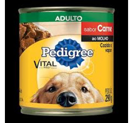 Pedigree Lata Adulto sabor Carne