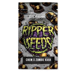 Chem x Zombie Kush (X3)