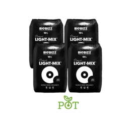 Pack 4 x Light Mix 50L