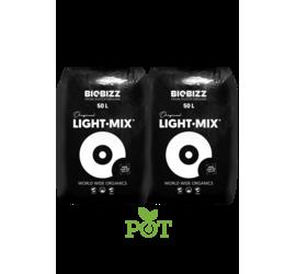 Pack 2 x Light Mix 50L