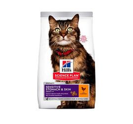 Feline Adult Sensitive Stomach & Skin 1.58kg