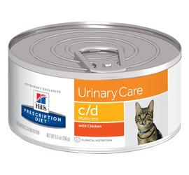 Feline c/d Multicare Chicken 55oz
