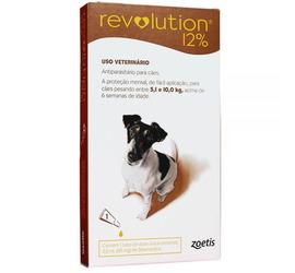 Revolution 12% X 0.50ml (CAFE)