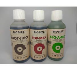 Pack Stimulant Biobizz 250ml