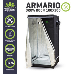 Armario 100 Grow Room