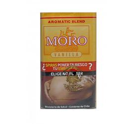 Tabaco Moro Vainilla