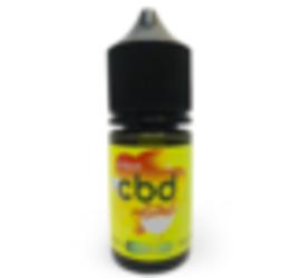 E-Liquid Hemp Natural Cream Caramel 30ml con 100mg CBD