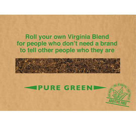 No Name - PURE GREEN - VIRGINIA BLEND