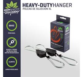Poleas XL Heavy-Duty Hanger 68kg