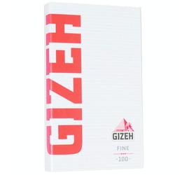 Papel Gizeh Rojo 1 Doble Ventana