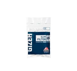 Filtro Gizeh Slim Carbon Activo 120 unidades