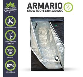 Armario 120 Grow Room