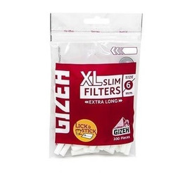 Filtro Gizeh XL Slim 100 unidades