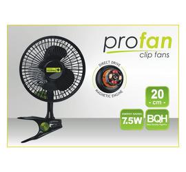 Ventilador Profan clip 20cm/12w