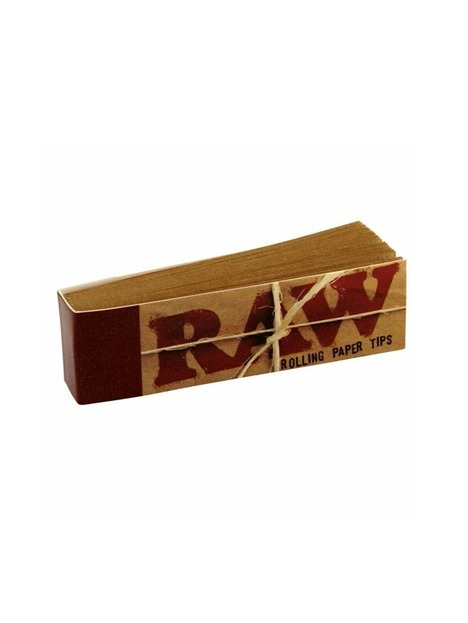 Filtros de papel RAW
